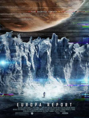 MOVIE POSTER for EUROPA REPORT